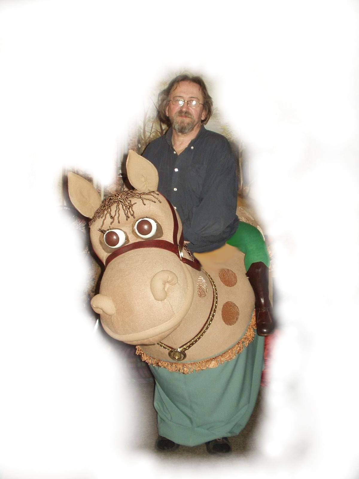 Костюм лошади своими руками фото 5